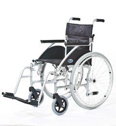 Ultra lightweight wheelchair for hire in London and at Heathrow airport